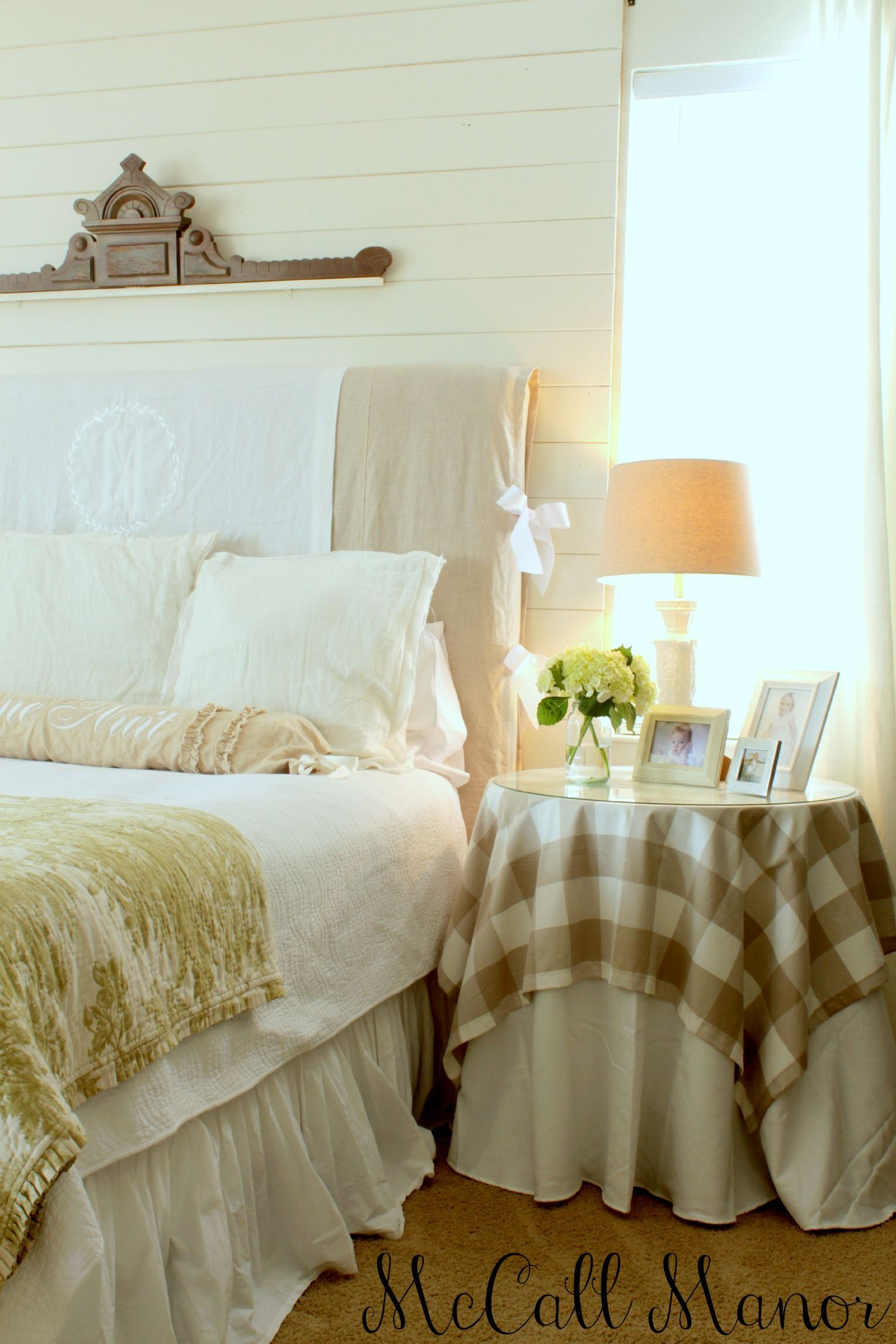 12 Inspirations For Home Improvement With Spanish Home Decorating Ideas: McCall Manor Master Bedroom Makeover