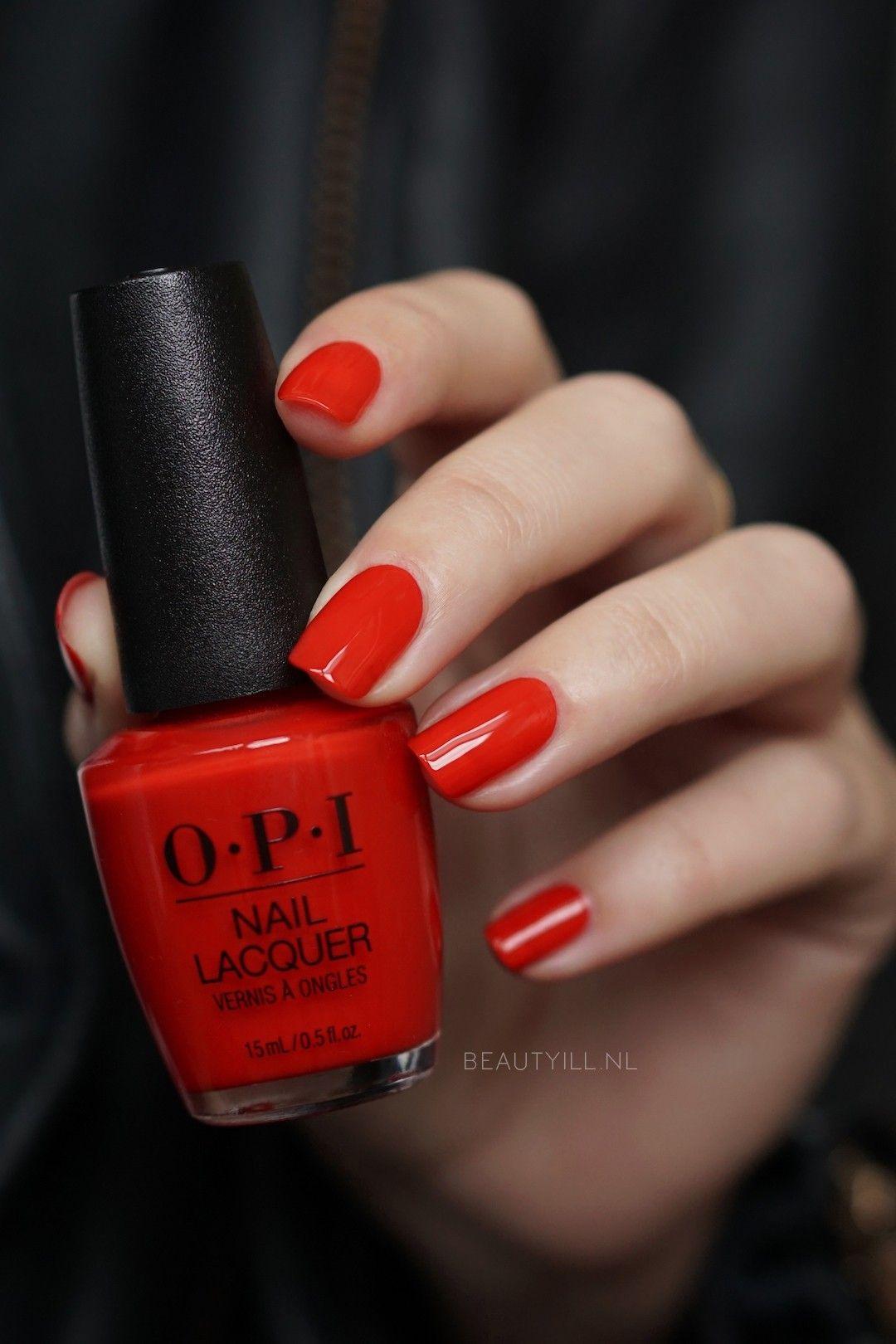 OPI My Wish List is You | uñas | Pinterest | OPI, Nail polish colors ...