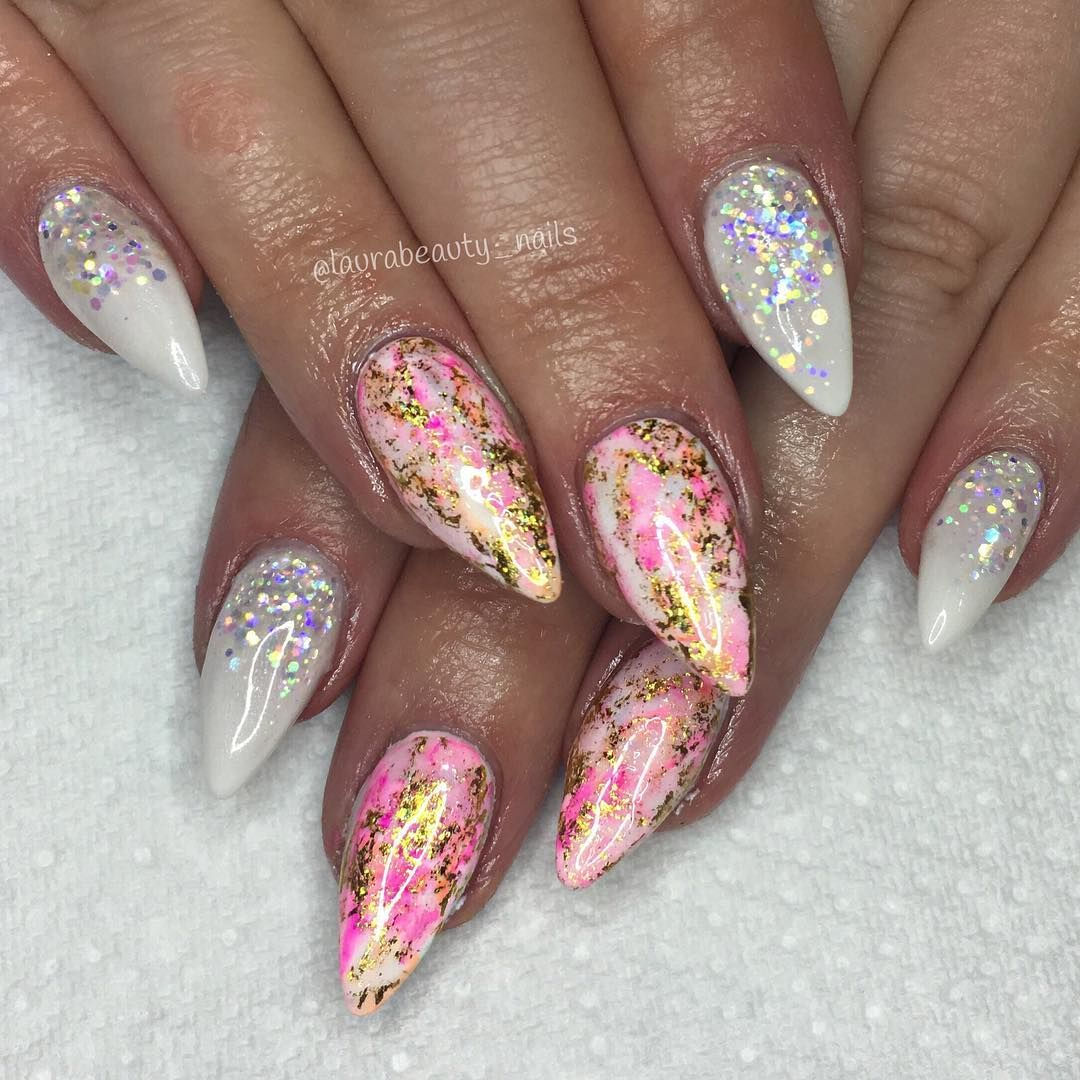 48 Fantastic Sharpie Nail Art Designs For This Spring | Sharpie ...