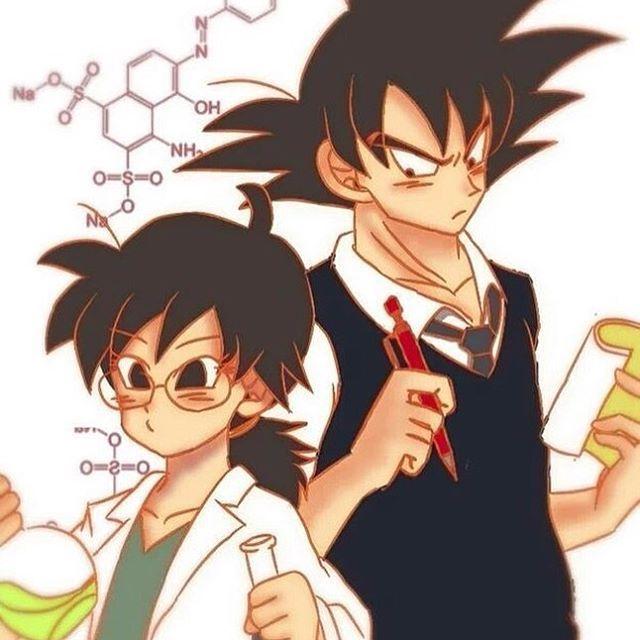 Resultado De Imagen Para Bardock X Gine Anime Dragon Ball Super Anime Dragon Ball Dragon Ball Art