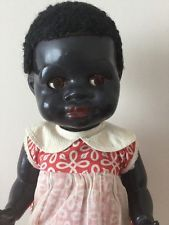 Vintage Doll In Dolls And Bears Black Dolls Vintage Vintage Dolls Black Baby Dolls