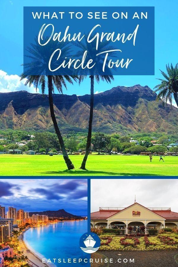 Oahu Grand Circle Tour Review Hawaii travel, Hawaii