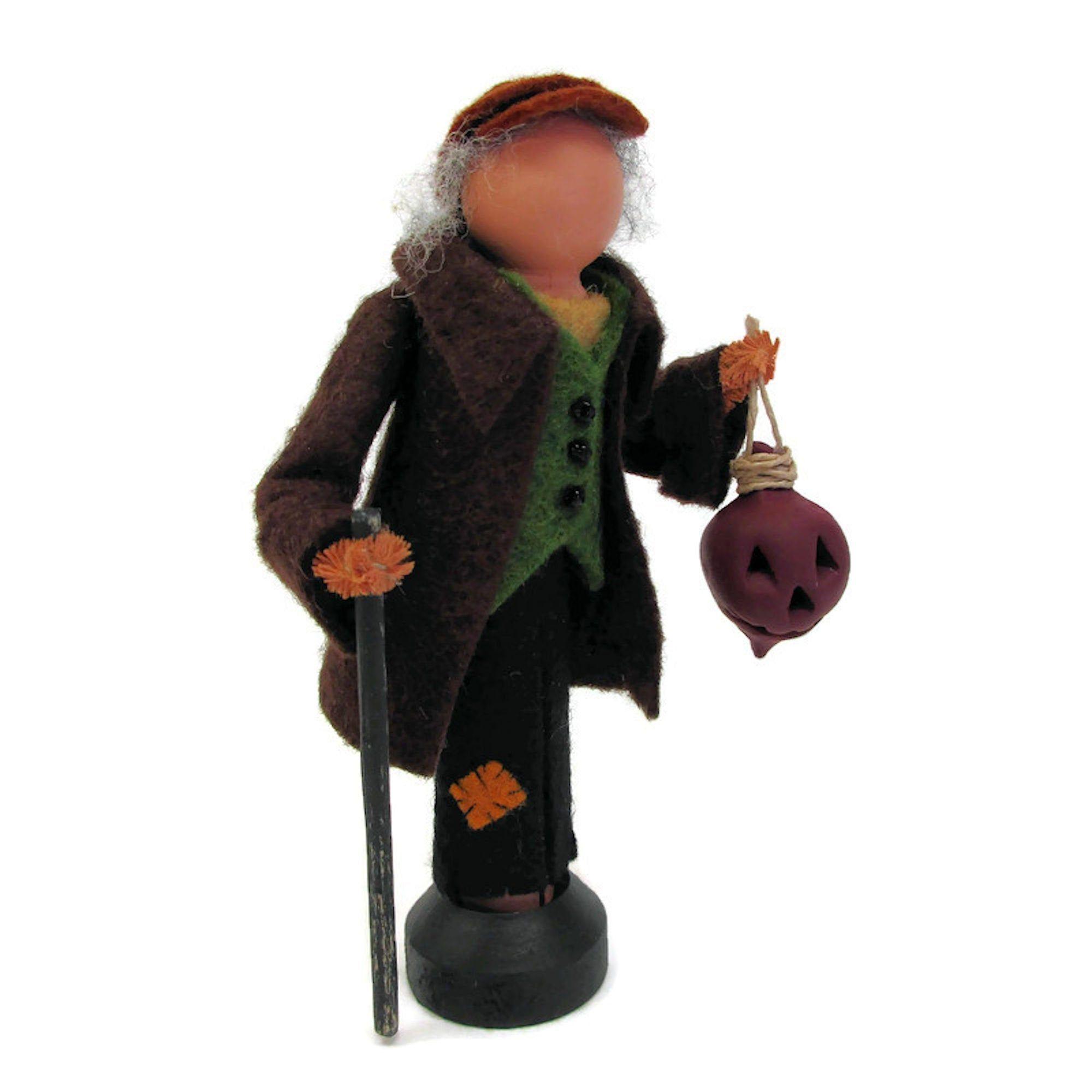 Stingy Jack Ornament Jack O Lantern History Irish