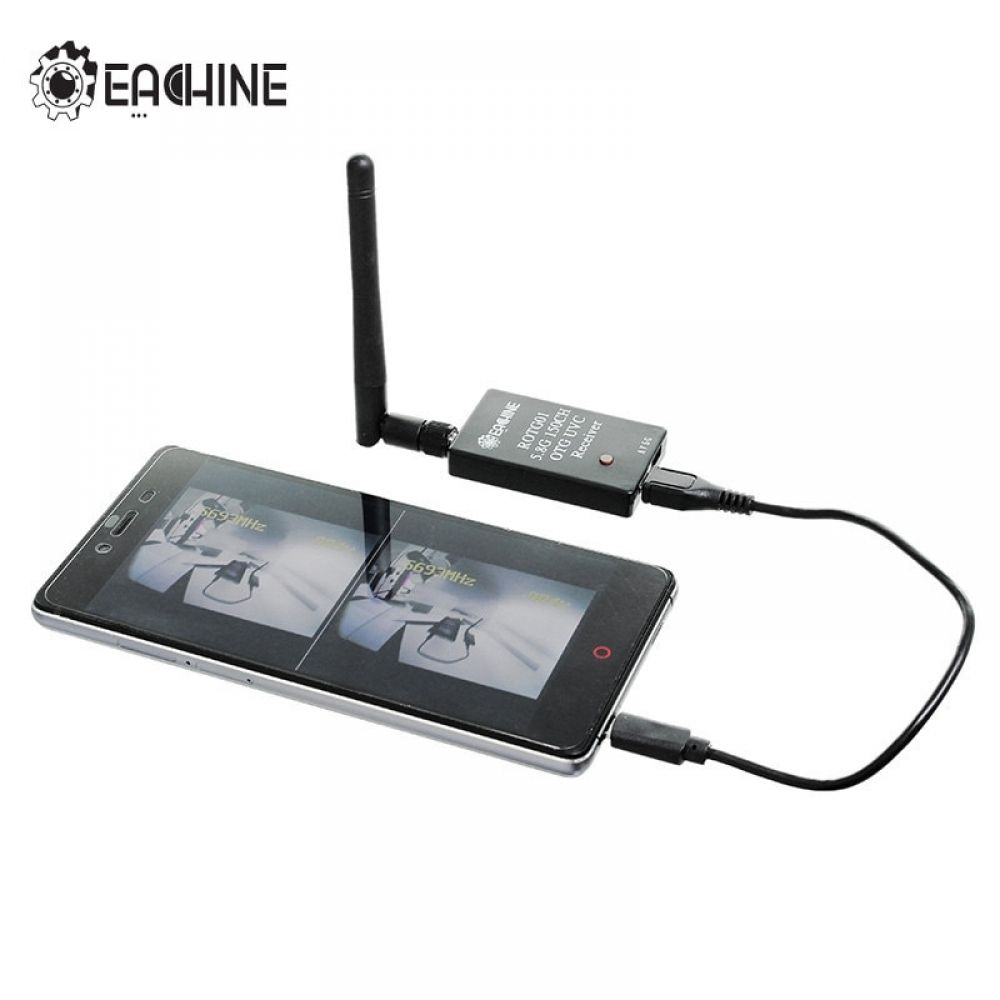 New Arrival Eachine ROTG01 UVC OTG 5.8G 150CH Full Channel