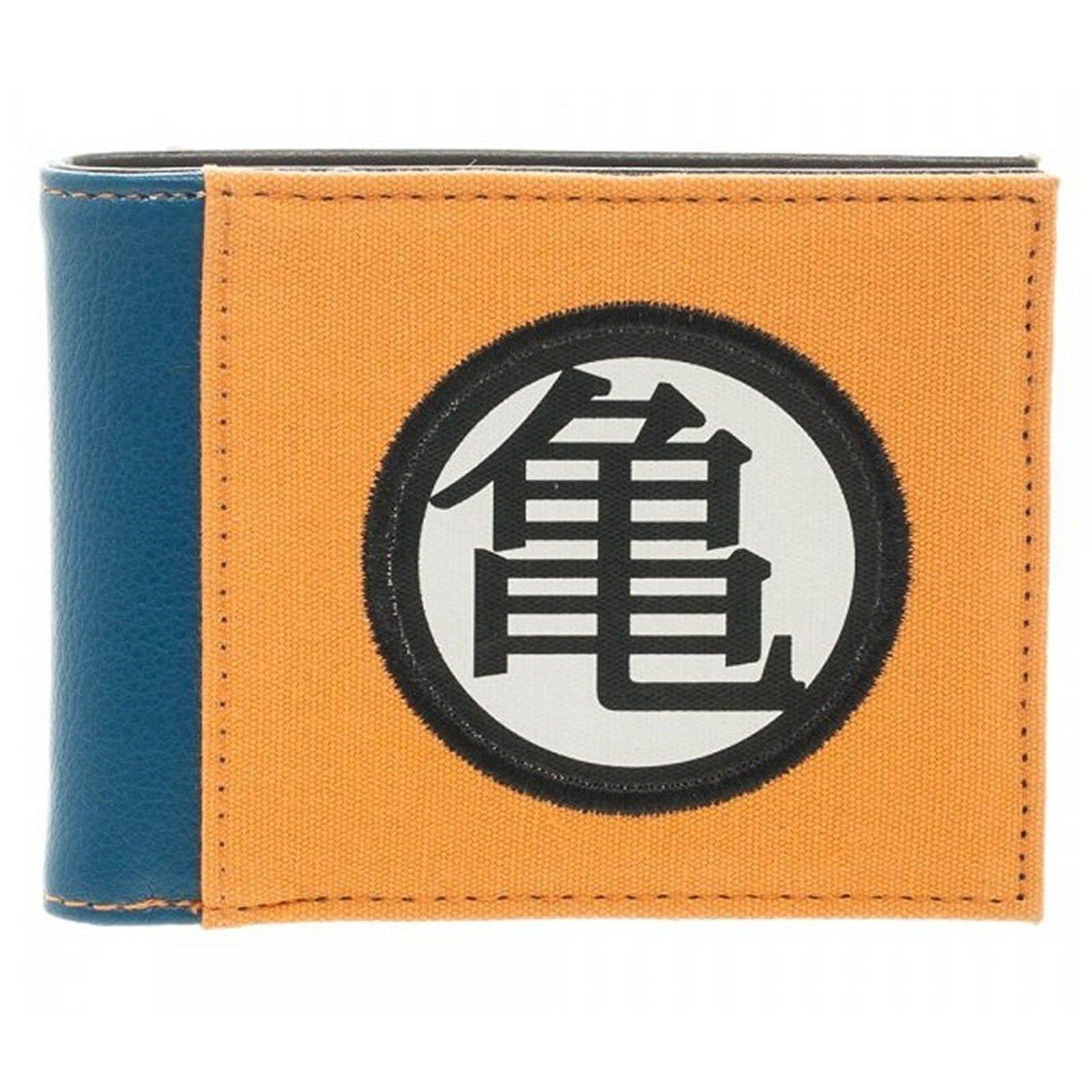 Dragon Ball Z Symbol Bi-Fold Wallet - Radar Toys - 1