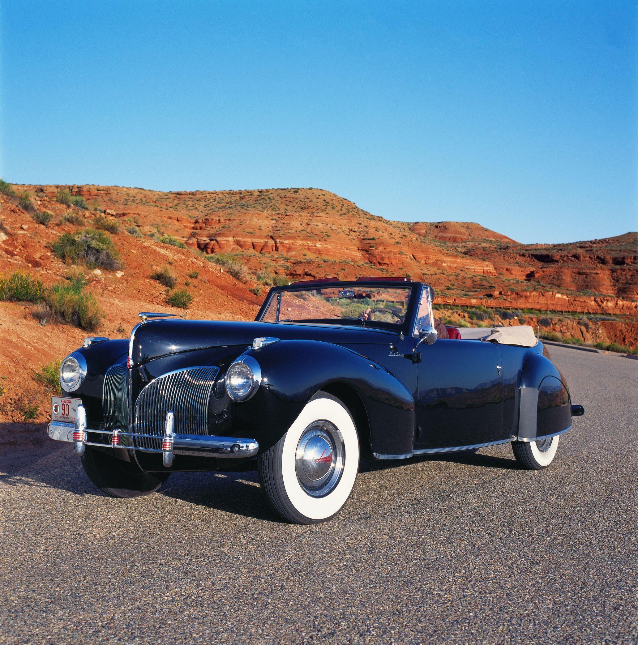 Drop-top Heaven: 1941 Lincoln Continental