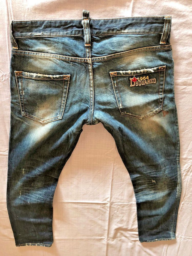 3f16a0da Authentic DSQUARED skinny jeans Mod.S71LA0359 Tag.44 #fashion #clothing # shoes #accessories #mensclothing #jeans (ebay link)