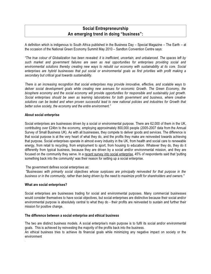 Small Busines Loan For Women Grant Social Entrepreneurship Essay Example Grants On Ethics Ethic