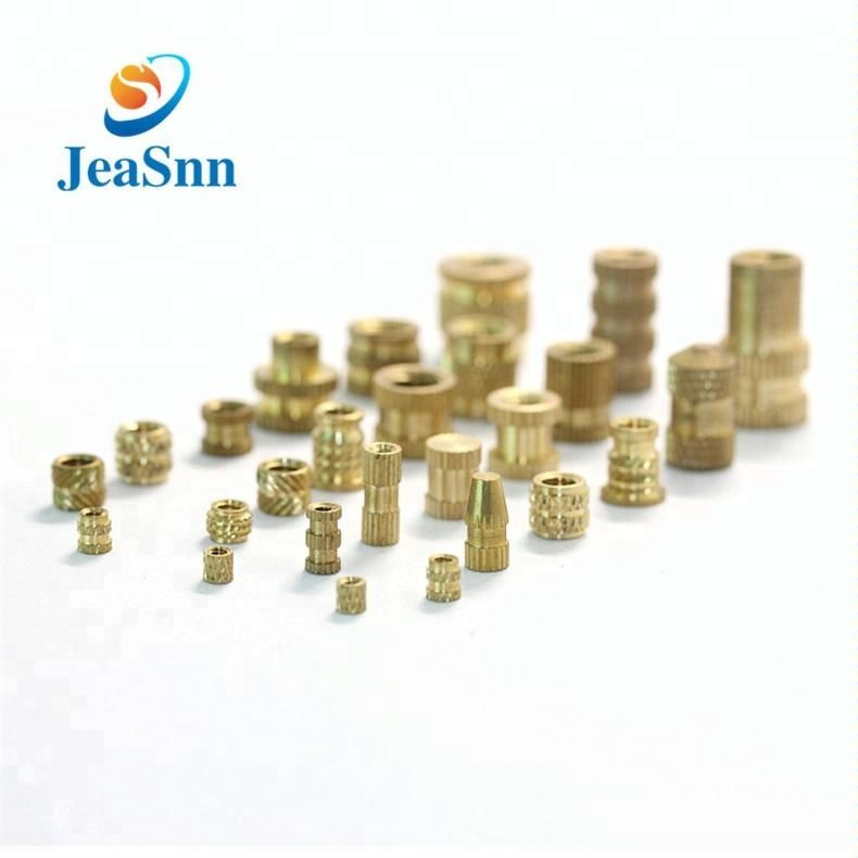 China M2 5 Brass Insert Nuts Plastic Insert Nut Screw View Plastic Insert Nut Jeasnn Product Details From Dongguan Jiesheng Zinc Plating Nickel Plating Brass