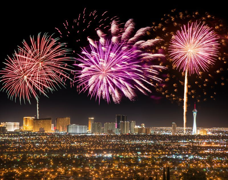 Best Places to Celebrate New Year's Eve in the U.S. (With