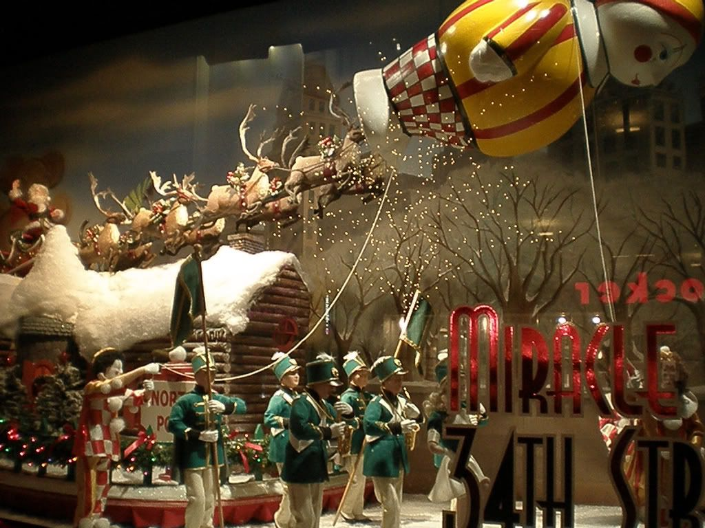 Diary of an Obsessive Window Shopper: Macy's Christmas Windows ...