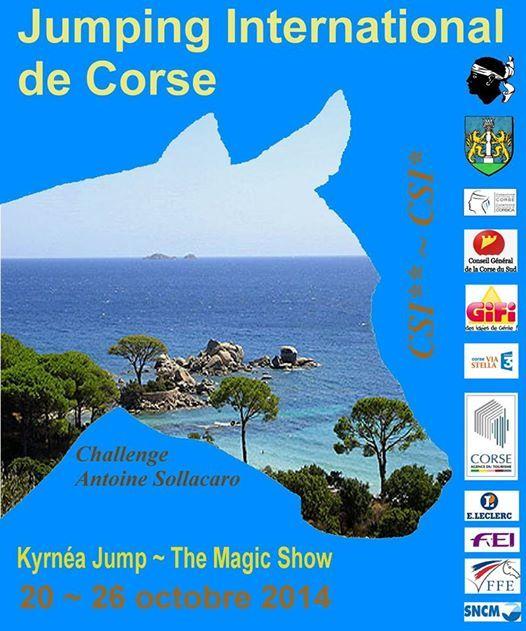 Kyrnea Jump Saut D Obstacles Octobre