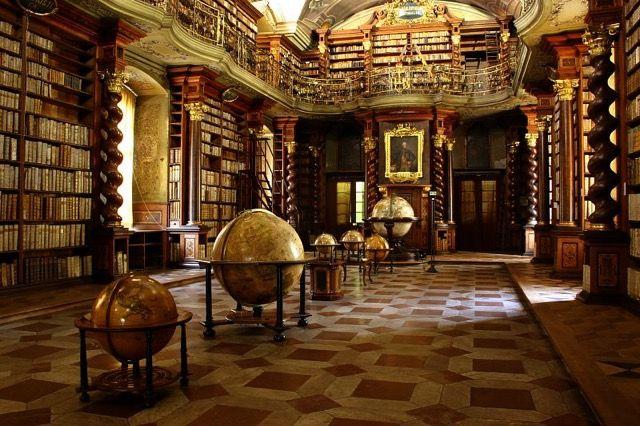 の 図書館 魔法