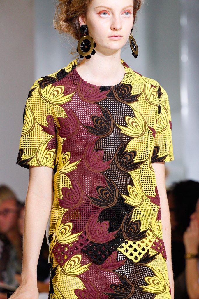 Marni Spring 2012 Ready-to-Wear Fashion Show Details