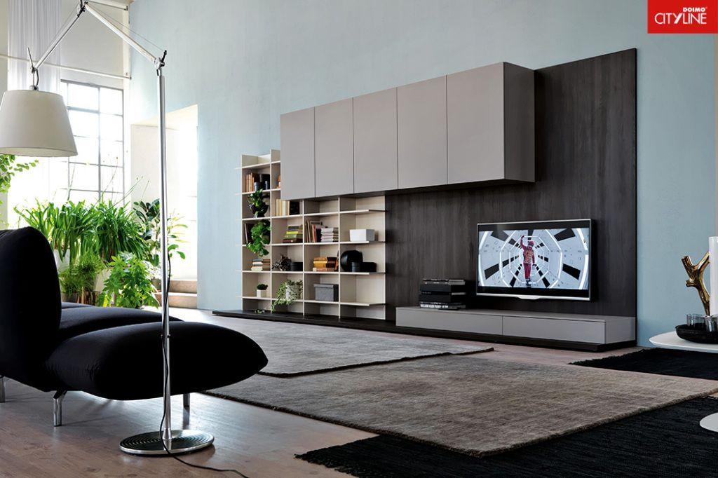 Mobile soggiorno moderno Doimo Cityline 13 | Casa arredamento ...