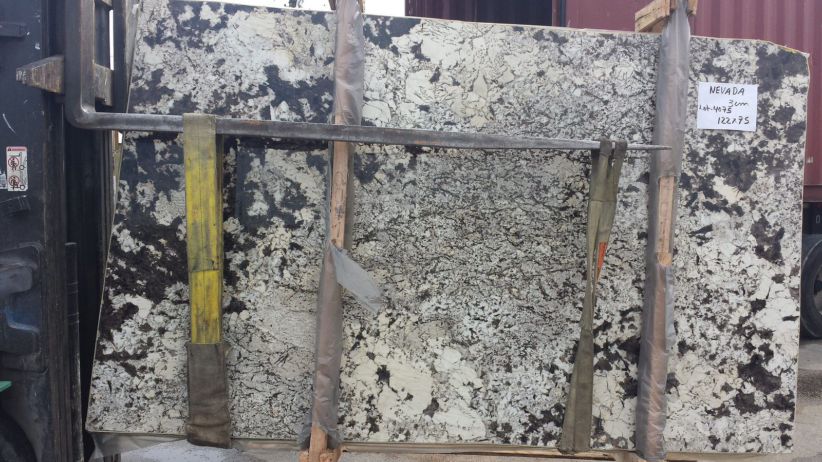 Nevada 3cm lot# 4075 (122x75) | by Granite Express