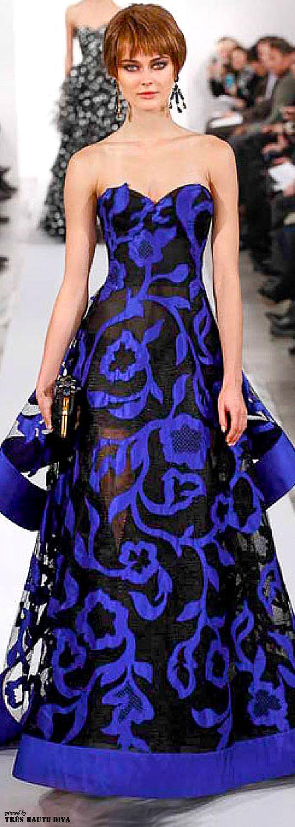 AZUL Y NEGRO.....❤ | Dresses | Pinterest | Azul y Negro