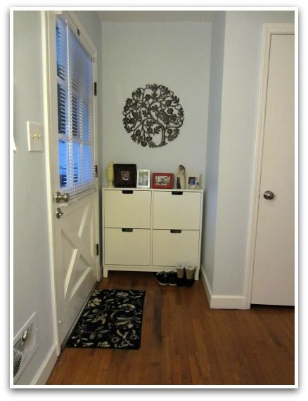 Small Foyer Cabinets : Small entryway storage social media moms pinterest