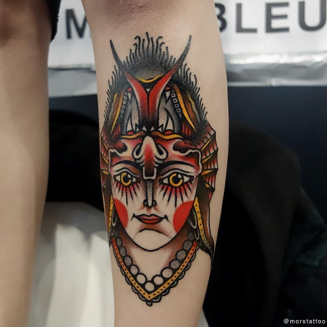 """1,218 Likes, 4 Comments - Mors_LMB (@morstattoo) on Instagram: """"Done at @mondialdutatouage . Great week-end, great convention, big thanks to @tin_tin_le_tatoueur…"""""""