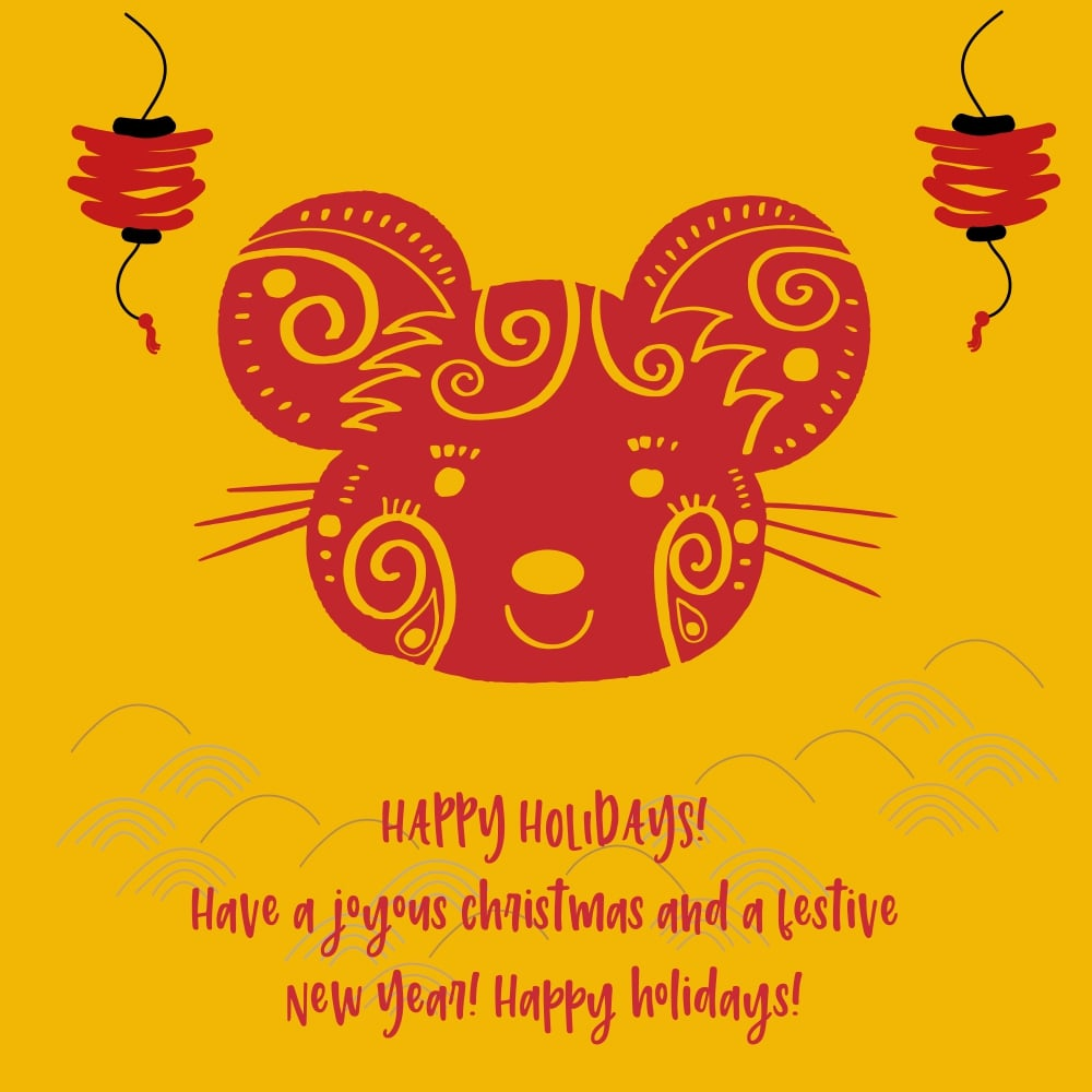 Happy Chinese New Year 2020 Wallpapers & Pictures Happy