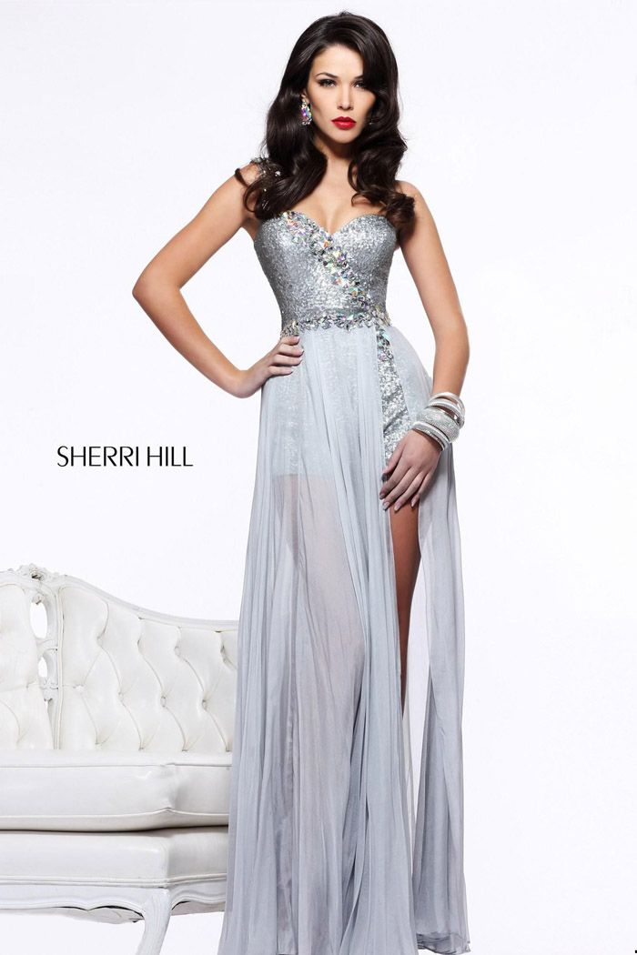 78  images about sherri hill prom dresses on Pinterest  Prom ...