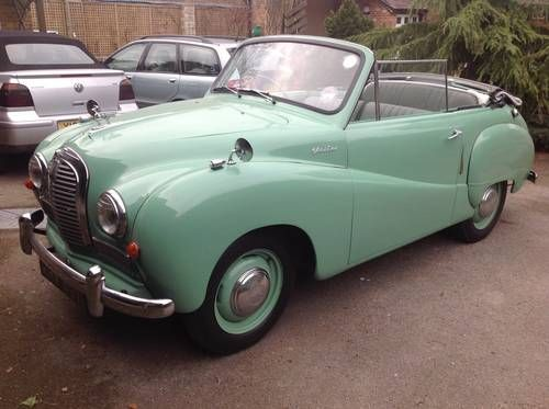 Austin Somerset Coupe For Sale 1954 On Car And Classic Uk C591742 Oude Auto S Auto Oldtimers