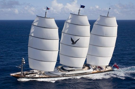Top 10 Biggest Superyachts in the World CF creations