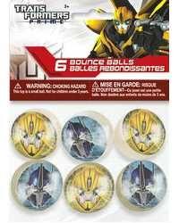 Balles rebondissantes - 6