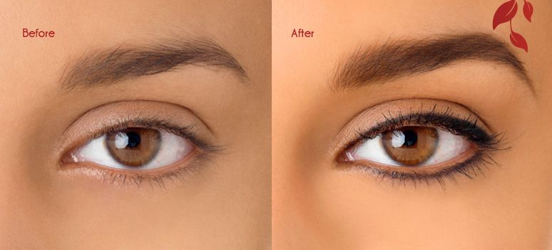 images of permanent eye liner