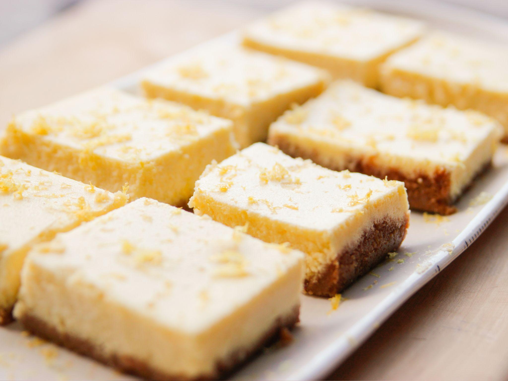 Limoncello Ricotta Cheesecake Recipe Desserts Cheesecake Recipes Food Network Recipes