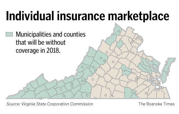 After Insurer Departures 70 000 Virginians Will Not Be Able To