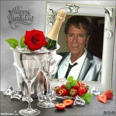 Pin By Zwaantje Ter Weele Abbing On Cliff Richard Birthday Pinterest
