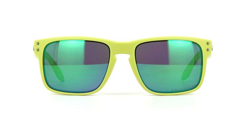 966af16b335 Oakley Holbrook OO9102 72 Polarised Matte Fern Sunglasses ...