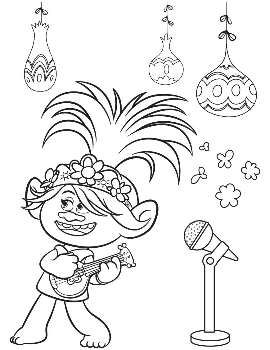 Trolls World Tour Coloring Pages In 2020 Poppy Coloring Page Coloring Pages Pokemon Coloring Pages