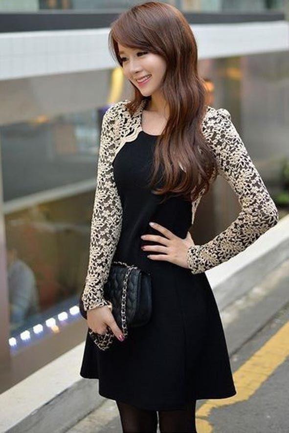 f7457ee075 vestidos japoneses juveniles elegantes - Buscar con Google ...