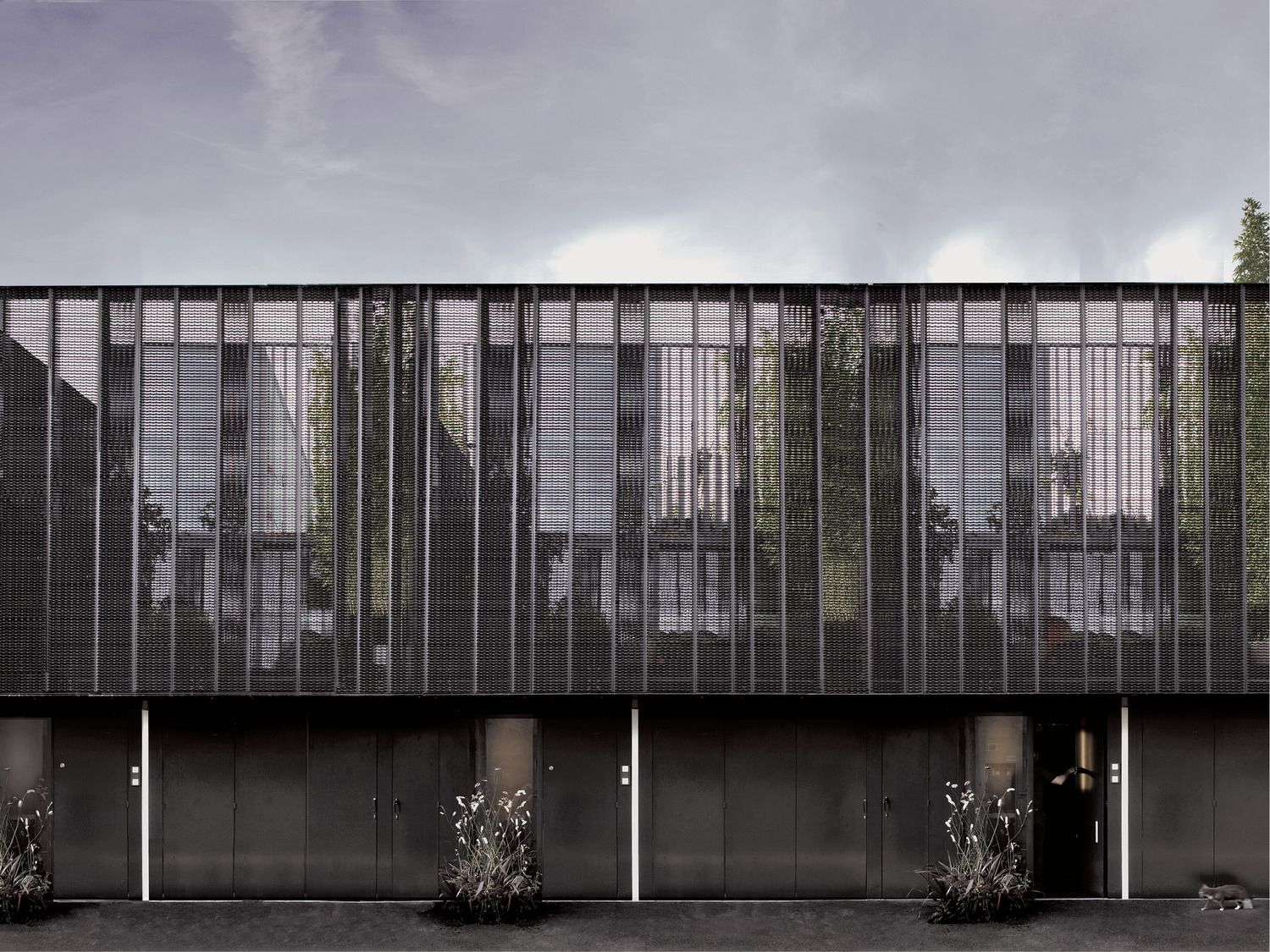 MOIRE : ODOS Architects