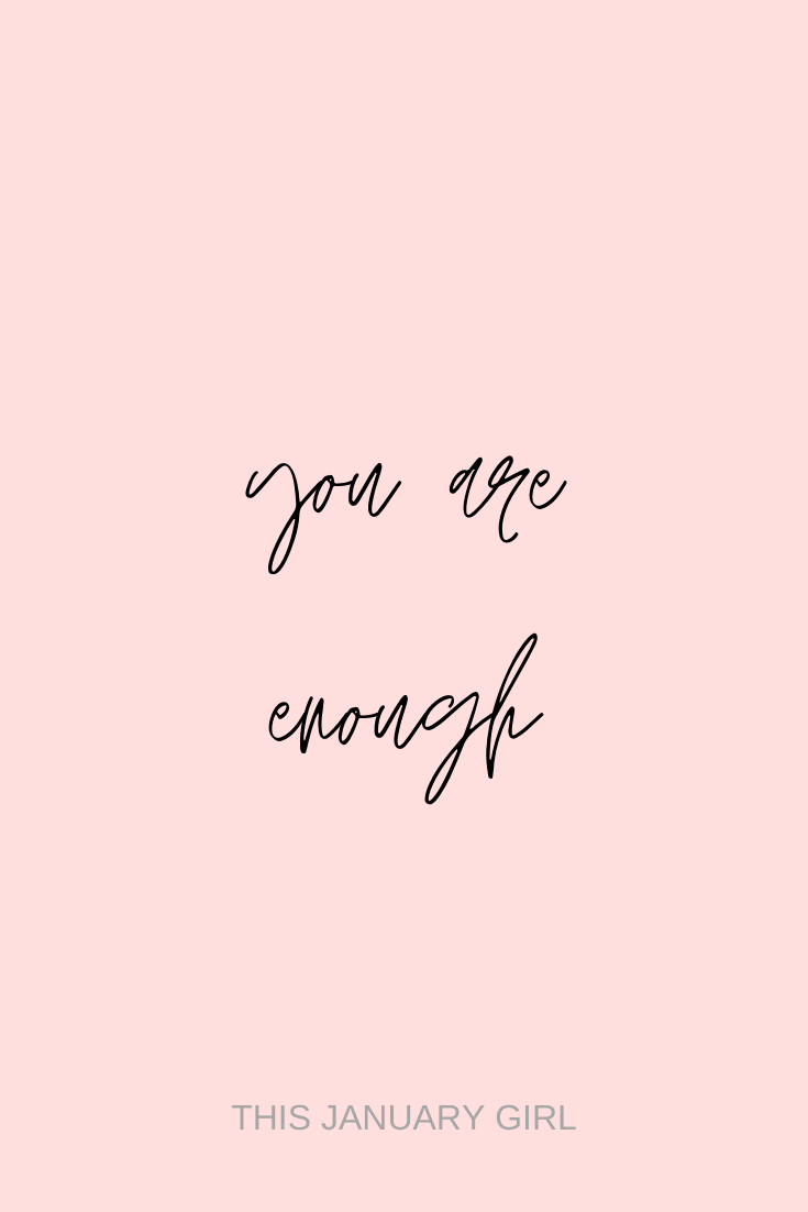 Pink Pinterest-Worthy Inspirational Quotes
