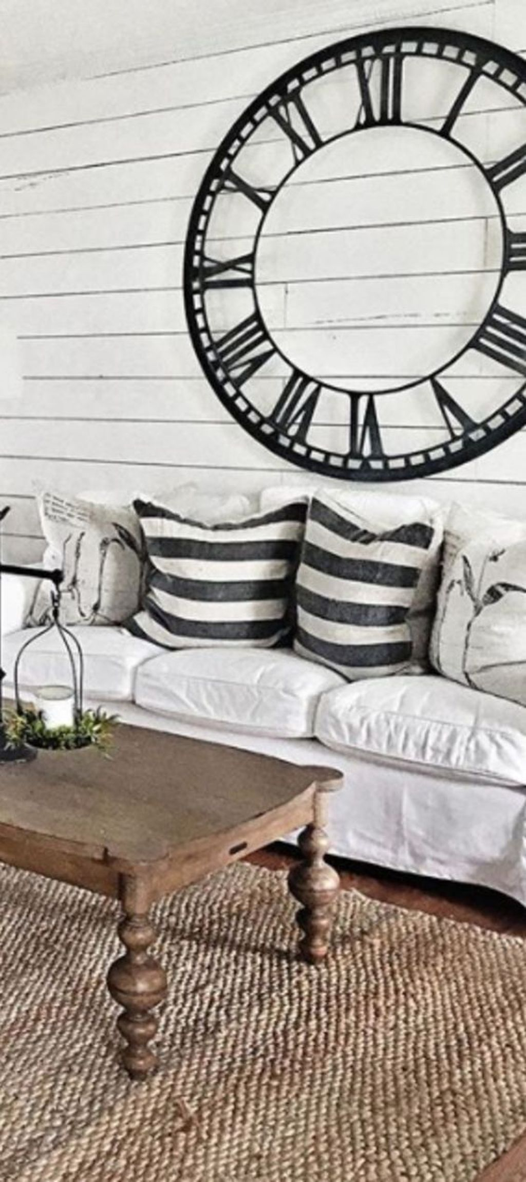 88 Modern Farmhouse Living Room Decoration Ideas