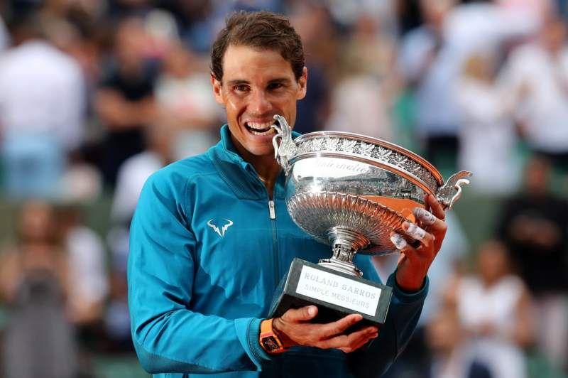 Nadal Wins 11th French Open Title Reaction Rafael Nadal Stan Wawrinka French Open
