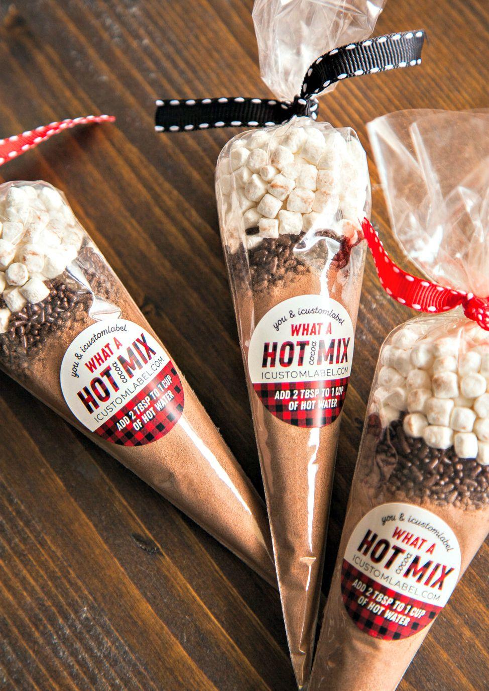 Hot Chocolate Favor Kit 5 Favors
