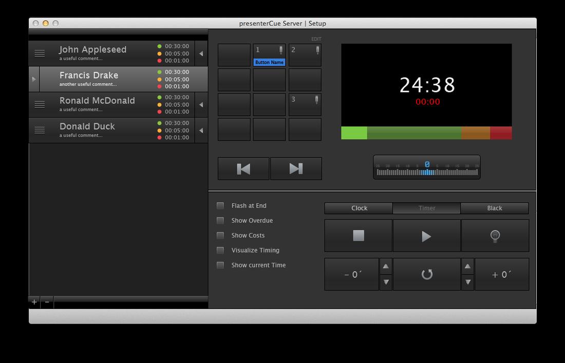 presenterCue - Mac App Store, Presenter cue video software