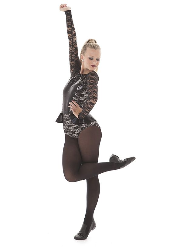 89b815684 Edgy leotard- the perfect, simple yet sassy dance costume | Dance ...