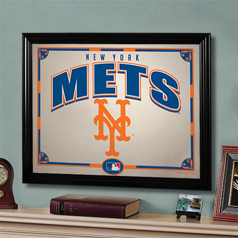New York Mets 22'' Printed Mirror