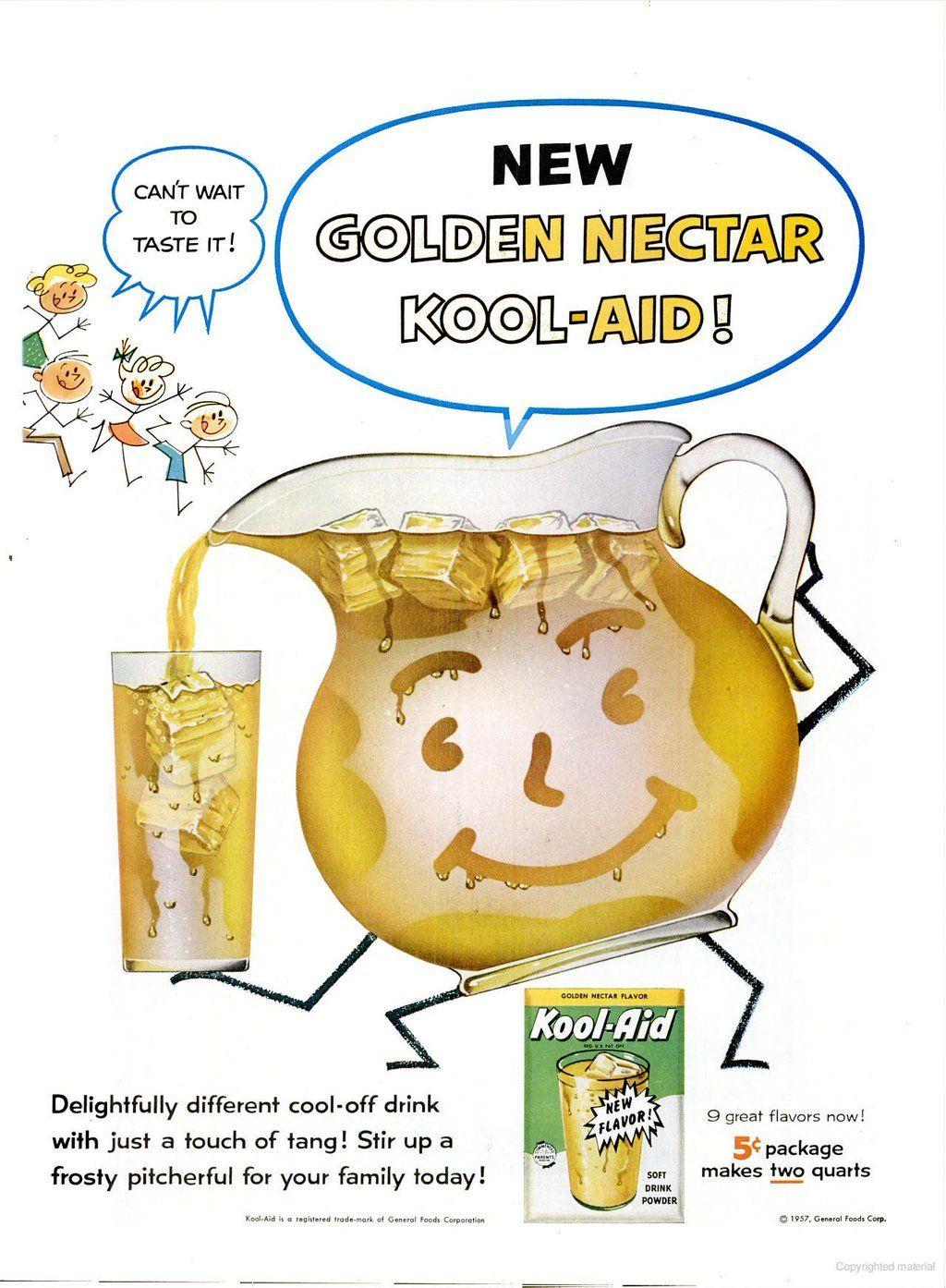 Kool-Aid - 1957