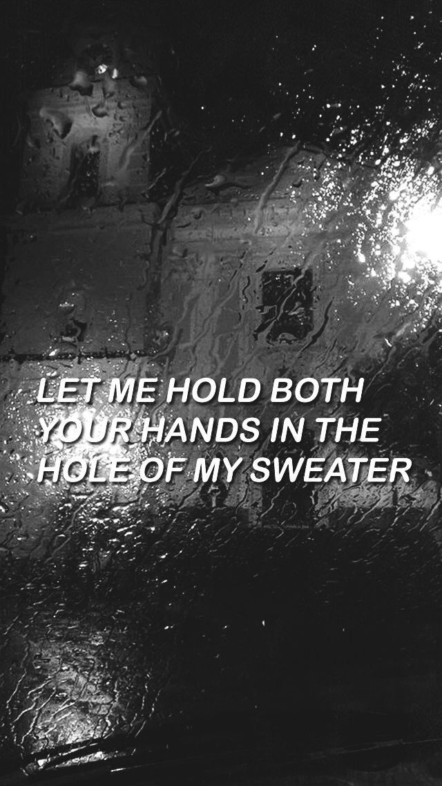 Lyric lyrics to sweater weather : https://twitter.com/TeddiRose | Tweet Me Messager | Pinterest ...