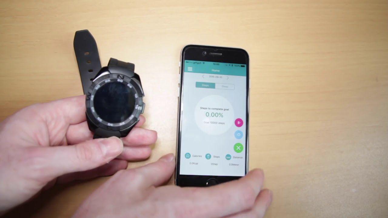 Smart Watch No.1 G5 Bluetooth Sports smartwatch Unboxing