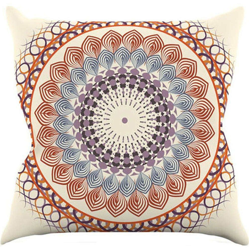 Cushion cover game of thrones flag frida kahlo geometric letter