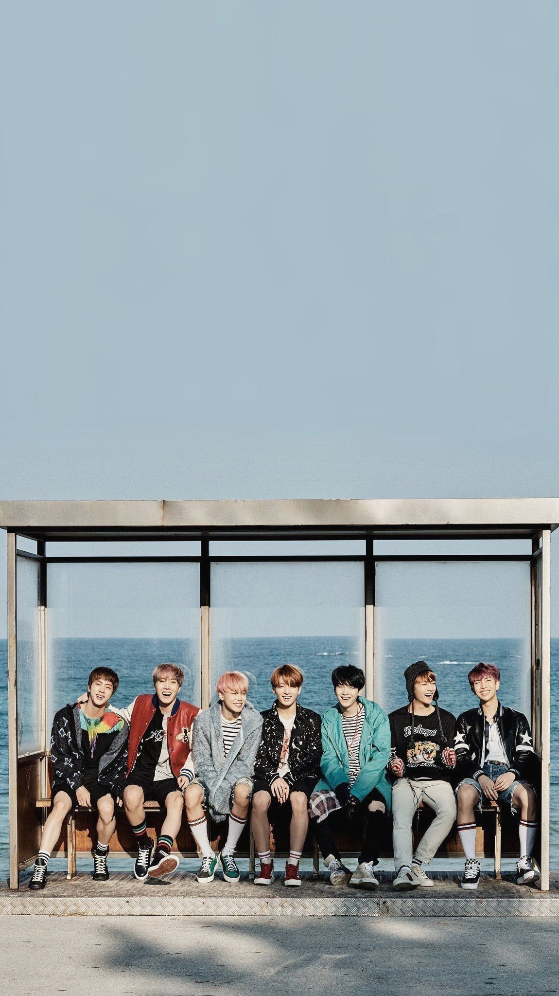 Iphone Aesthetic Lockscreen Bts Wallpaper Hd Wallpaper Bts Spring Day Wallpaper Bts Spring Day Bts Wallpaper