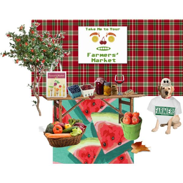 """The Farmer's Market"" by ziernor on Polyvore"