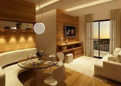 Arquidéias - Blogs - Gazeta do Povo Sala de estar, Mesas y - decoracion de apartamentos pequeos
